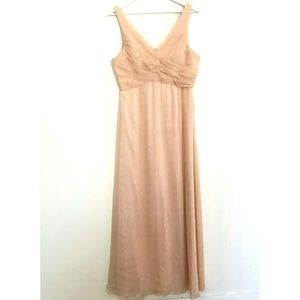 BHLDN Anthropoogie Large Empire Waist Maxi Women's